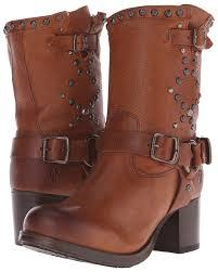 best motorcycle shoes buy frye sandals frye women u0027s vera stud moto boot shoes boots