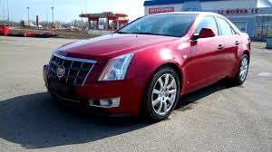 cadillac cts 08 2008 cadillac cts in depth tour test drive