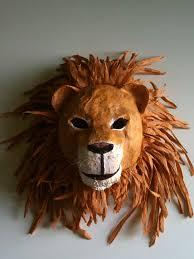 lion mask lion mask templates search pinteres