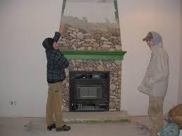 wood burning wall insert h e wood burning stove