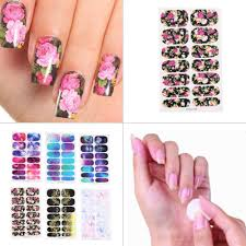 nail art flower stickers best nail 2017 nail art stickers