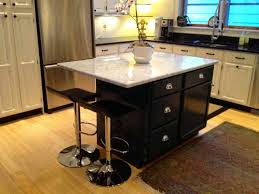 Tall Kitchen Islands Black Kitchen Island With Seating Outofhome
