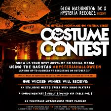 official nightmare on hysteria street costume contest echostage
