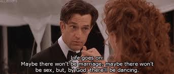 best friend wedding quotes my best friend s wedding 1997 quote about gifs