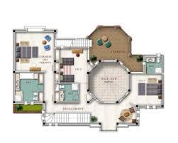 plan de villa u2013 maison moderne