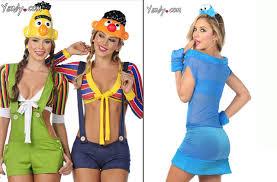 Ernie Bert Halloween Costumes Macedonian Australian Golf Social Club