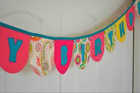 birthday banner chirpy threads