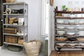 free standing kitchen ideas kitchen pretty free standing kitchen shelves metal storage free