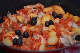 cuisine portugaise morue morue à la portugaise sevencuisine