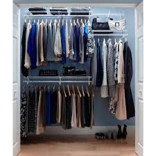 Closetmaid Systems Decorating Lowes Closet Systems In Closetmaid 9 White Laminate
