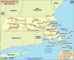 Connecticut natural attractions images Places to visit in massachusetts map of massachusetts attractions jpg