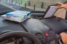 si e voiture comment filtrer lair exterieur et les particules de diesel en voiture