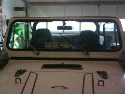 manual windshield wiper wiper motor cover install archive jeep cj 8 scrambler forums