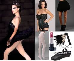 Black Halloween Costume Black Swan Halloween Costume