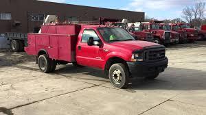 Ford F350 Service Truck - ford f450 service truck fleetright online auction for sale