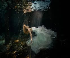 sherry and cyril u0027s riviera mayan cenote trash the dress