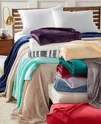 Berkshire Opulence Blanket Berkshire Classic Velvety Plush Blankets Blankets U0026 Throws Bed