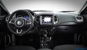jeep compass 2017 grey 2017 jeep compass design review u0027chota cherokee u0027 motoroids