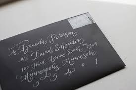 wedding invitations envelopes amanda david s whimsical accordion fold wedding invitations