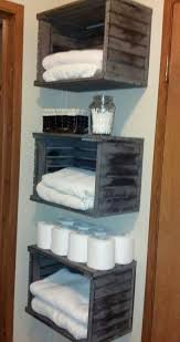 Storage For Towels In Bathroom 9 Great Towel Storage Ideas On Your Rest Room Towel Storage