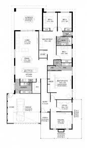 the homebush by commodore homes new coastal home design 4 beds