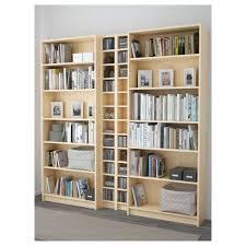billy gnedby bookcase birch veneer ikea