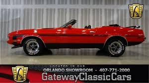 mach 1 mustang convertible 1973 ford mustang mach 1 convertible 351 cid v8 4 speed automatic