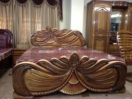 Box Bed Designs In Wood Bed Room Set Manufacturer Furniture Shop In Kolkata