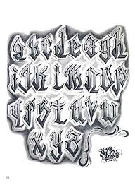 15 best font styles images on pinterest draw chicano lettering