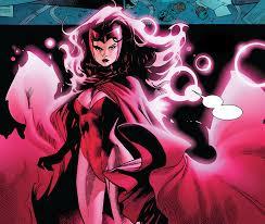 marvel scarlet witch costume elizabeth olsen on her scarlet witch costume in age of ultron
