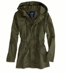 Cheap American Eagle Clothes American Eagle Green Anorak 89 95 Ahhh I Saw This At The Mall
