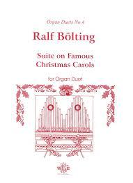 Christmas Carols Invitation Cards Suite On Famous Christmas Carols Bolting