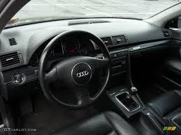 Audi A 6 2003 Audi A4 2003 Interior