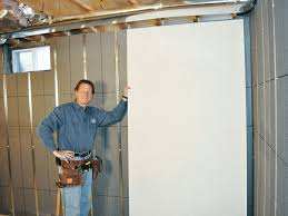 Basement Waterproofing Milwaukee by Basement To Beautiful Insulated Wall Panels Rockford Milwaukee