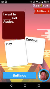 cards against humanity near me evil apples fails to stop party like cards against humanity