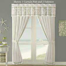 themed curtains touch class
