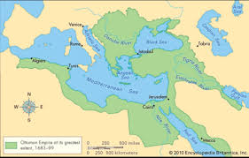 Ottoman Europe by Past And Present
