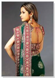 style blouse choli style blouse back indianwomenclothing com back