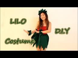 Halloween Costumes Lilo Stitch Diy Lilo Stitch Costume Sew Glue