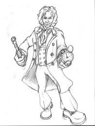 doctor who sketch eighth ninth doctor mcgann by