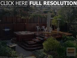 deck backyard ideas radnor decoration