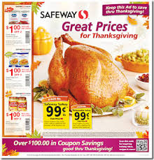 safeway coupons for thanksgiving 2011 think n save