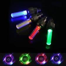 Led Glow Motion Activated Led Glow Bike Car Motorcycle Tire Valve Caps Wheel