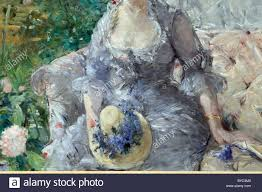 berthe morisot stock photos u0026 berthe morisot stock images alamy