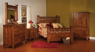 Amish Oak Bedroom Furniture Amish Home Place Handcrafted Bedroom Furniture Amish Made