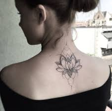 Back Neck Tattoos For - best 25 neck tattoos ideas on wave tatto back of