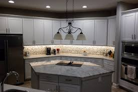 bathroom hexagonal kitchen island with super white granite and