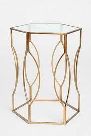golden nightstand in 10 bold design ideas rilane