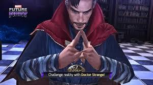marvel future fight doctor strange update disney video