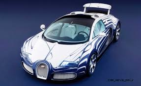 golden bugatti hypercar hall of fame 2011 bugatti veyron l u0027or blanc really is